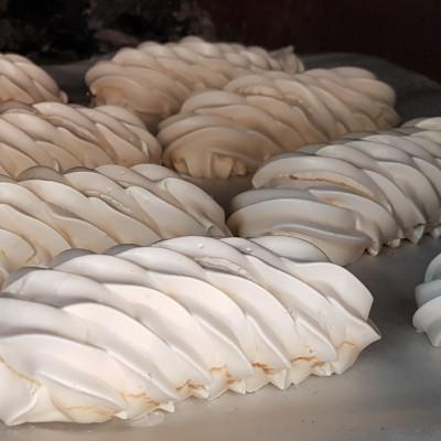 meringue au four