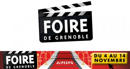 Logo foire de Grenoble 2016