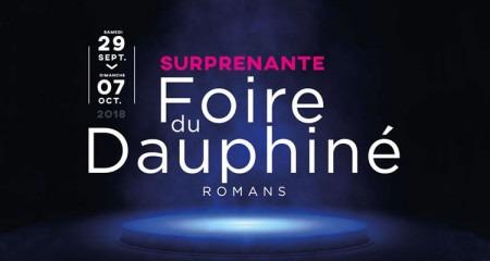 surprenante foire du Dauphiné
