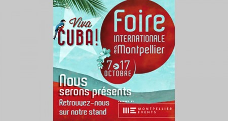 logo foire internationale de Montpellier