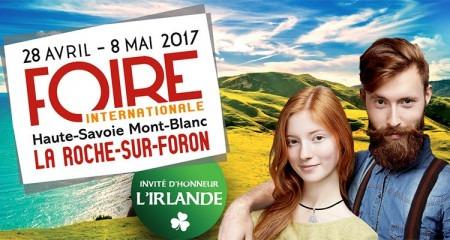 Foire Internationale Haute Savoie Mont Blanc La Roche sur Foron