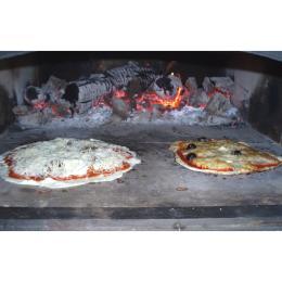 four a pizza bois la pierre d antan atteignez 400 c en 30 min. Black Bedroom Furniture Sets. Home Design Ideas