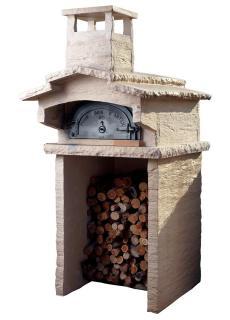 four bois la pierre d antan cuisinez au feu de bois en 20 min. Black Bedroom Furniture Sets. Home Design Ideas