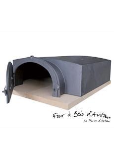 Four à bois en fonte four à pain 8575