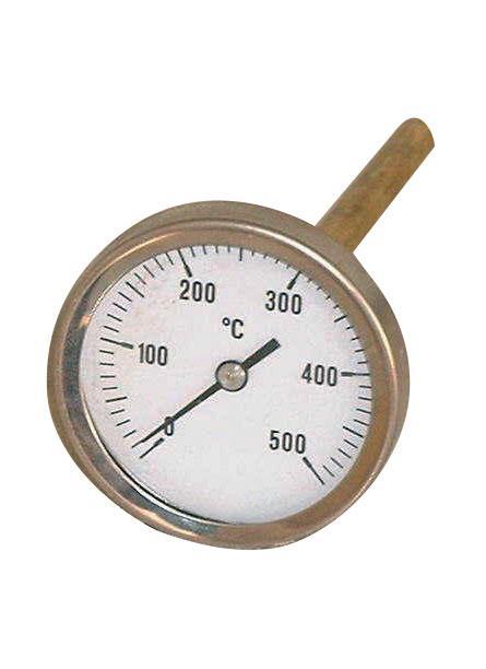Thermometre 500 pour four à bois