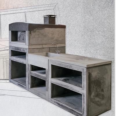 plan de travail cuisine extrieure lavabo double cuisine a vendre lavabo exterieur pierre double. Black Bedroom Furniture Sets. Home Design Ideas