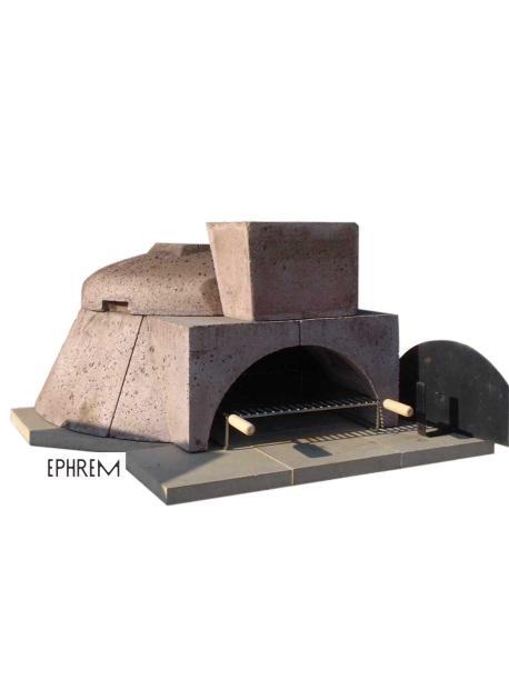 four à pizza l'authentique pizzaiolo Ephrem