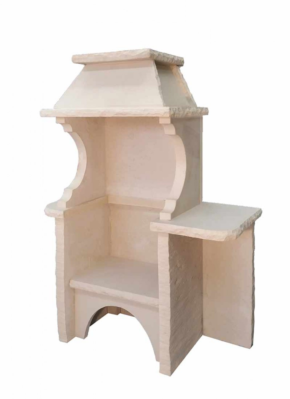 barbecue en dur moderne image de barbecue en pierre du portugal prf construire un foyer. Black Bedroom Furniture Sets. Home Design Ideas
