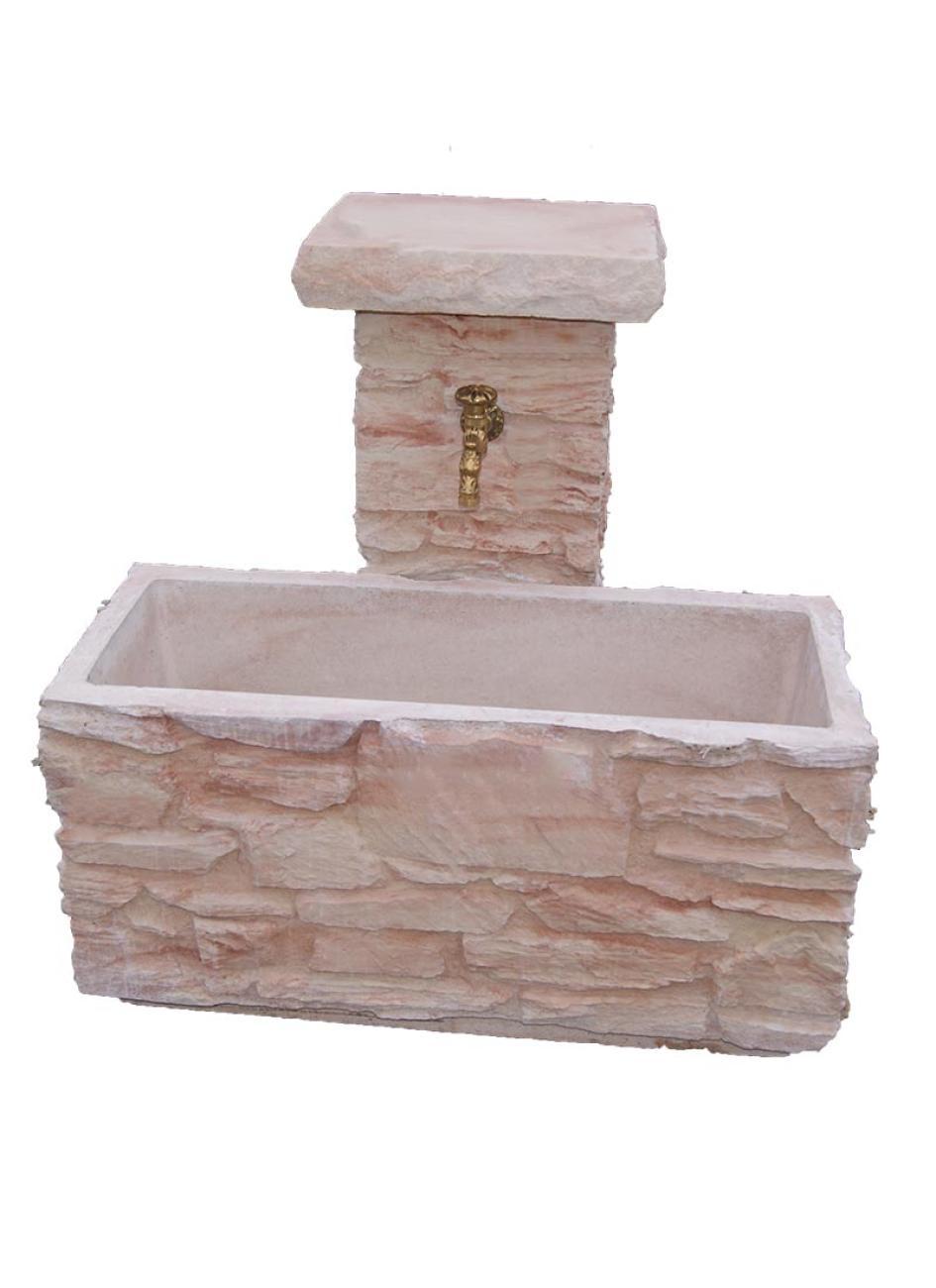 Fontaine d exterieur en pierre cool fontaine exterieur pierre cascade fontaine pour paysager - Fontaine exterieur leroy merlin ...