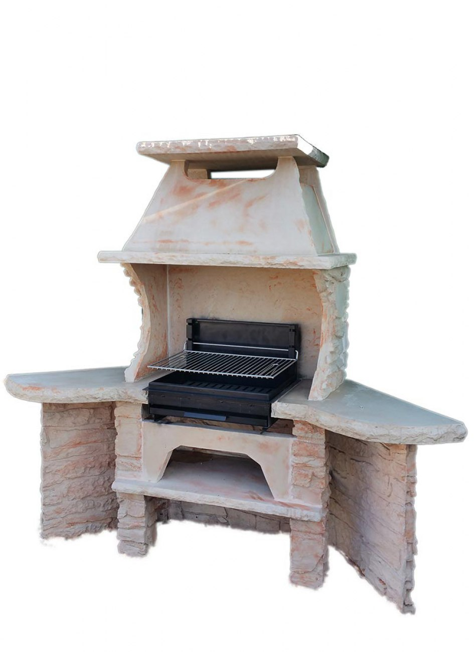 modele de barbecue exterieur simple cuisine with modele. Black Bedroom Furniture Sets. Home Design Ideas