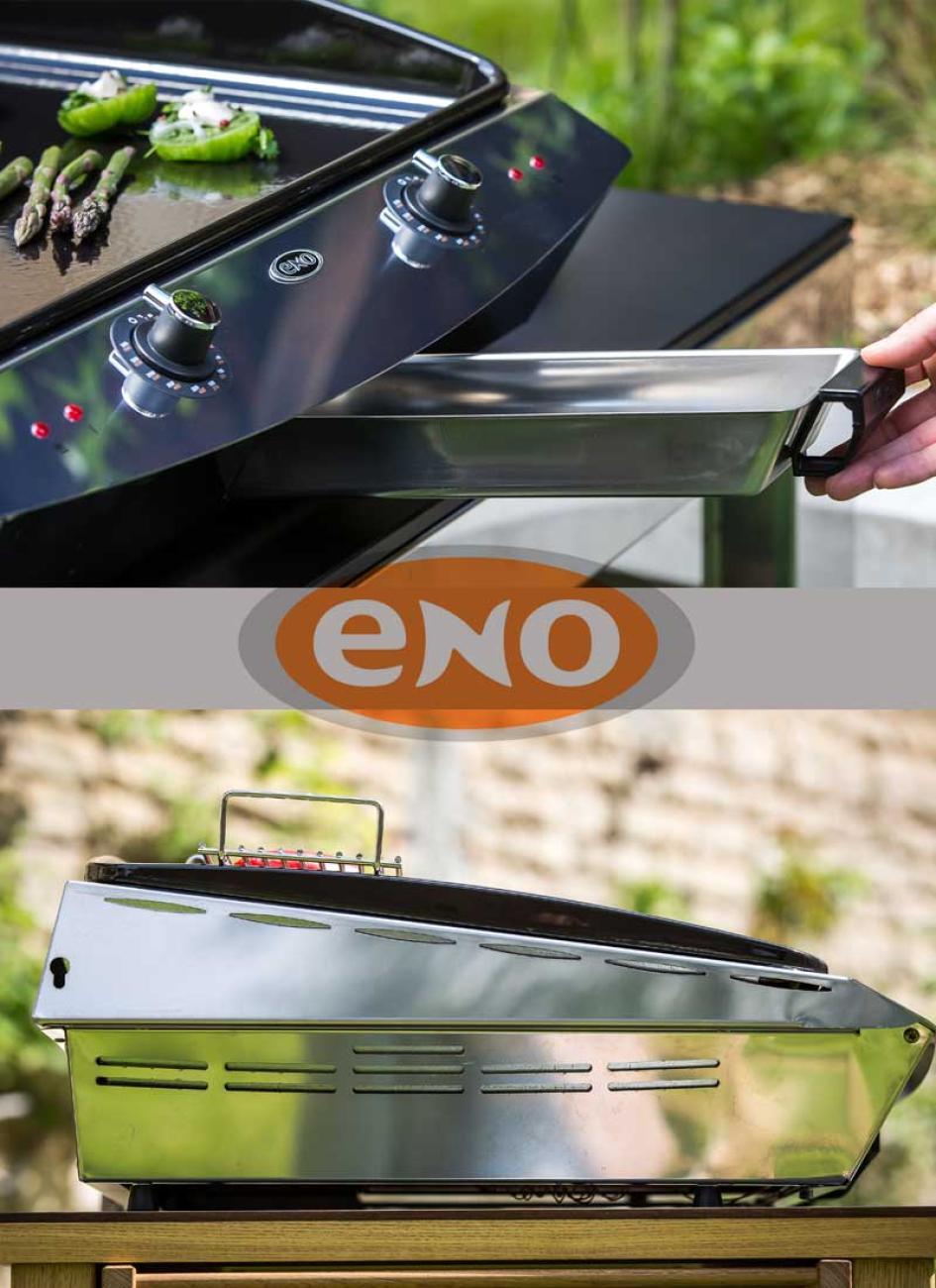 Plancha ENO électrique 60